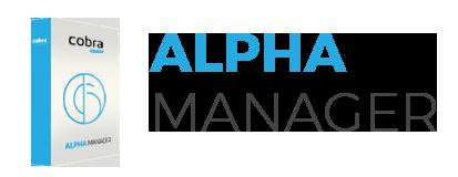 Alpha Manager elintarvikealan järjestelmä